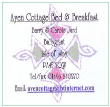 ayen cottage bed and breakfast